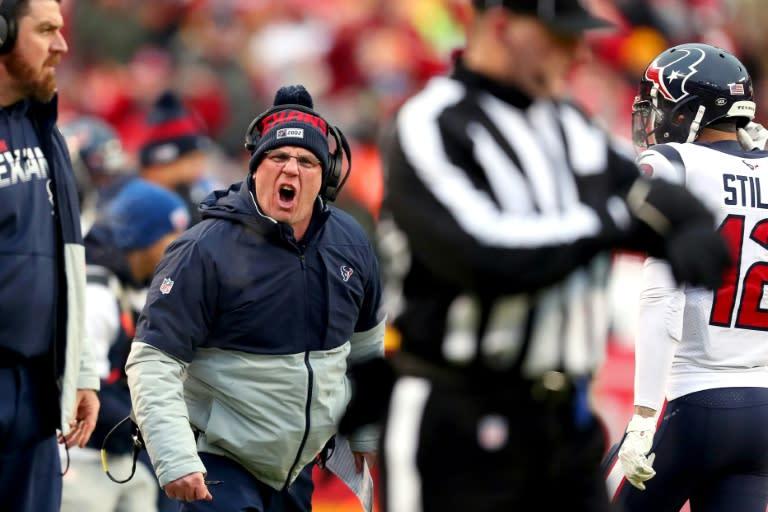 Texans fire O'Brien after winless start