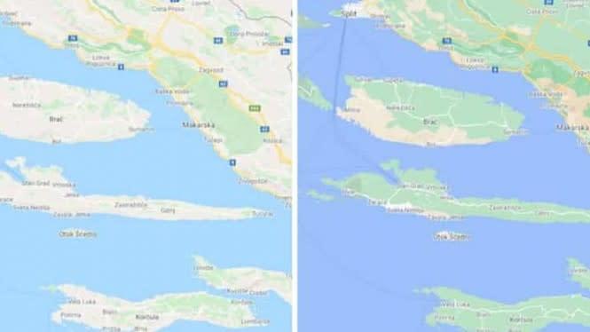 Kabar Gembira! Google Maps Dapatkan Perbaikan Visual
