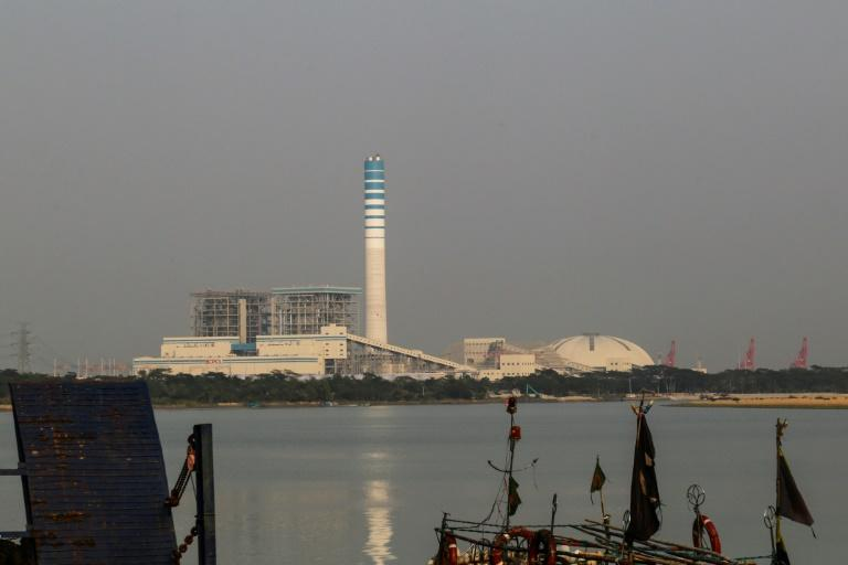 The Payra Power Plant in Bangladesh employs 3,000 Chinese workers but power production could be hit if hundreds of them do not return soon