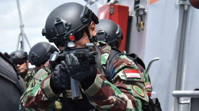 Pasukan Khusus TNI AL, Detasemen Jala Mangkara (Denjaka).