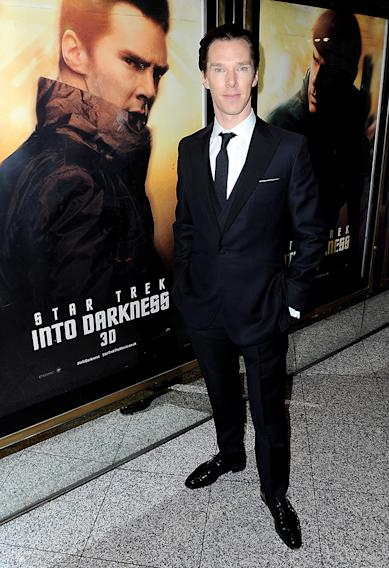 Star Trek Into Darkness - UK Film Premiere - Inside Arrivals