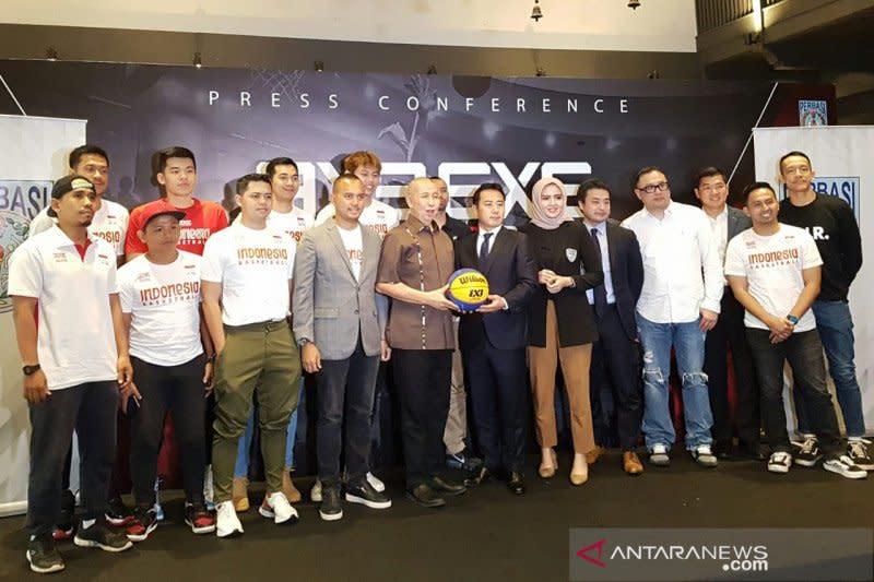 Perbasi gelar liga basket 3x3 terbesar di Asia 2020