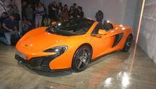 2016 McLaren 650 S Spider