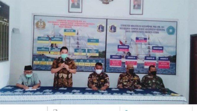 Cara KCN Perangi COVID-19, Geruduk Komplek TNI dan Polri