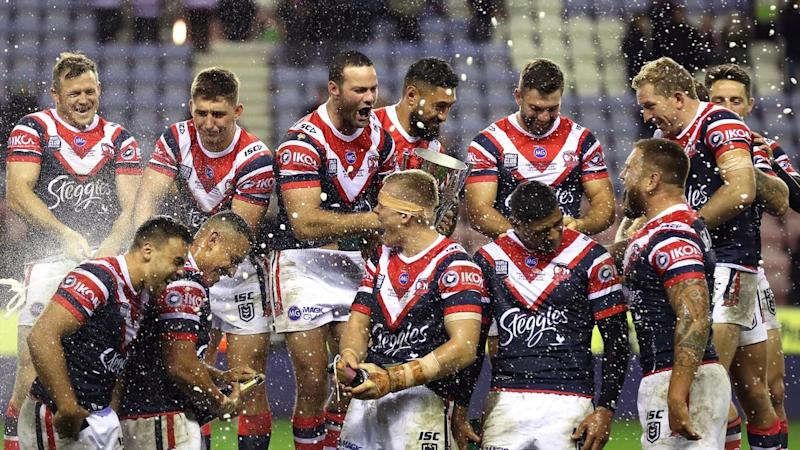 Wigan Warriors v Sydney Roosters