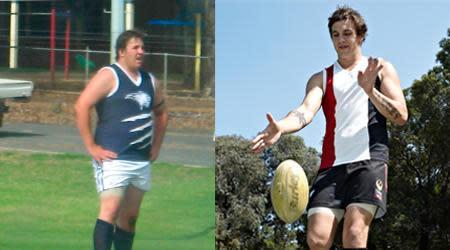 20 weight loss stories better than Matt Dunning