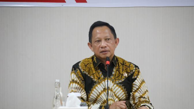 Mendagri Tito Karnavian Dukung Penundaan Proses Hukum Peserta Pilkada 2020