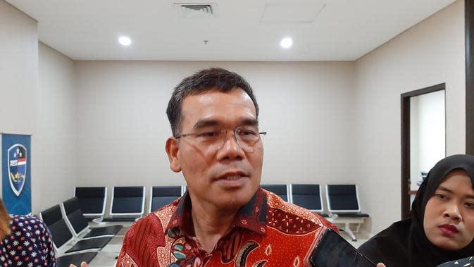 Direktur Tindak Pidana Ekonomi Khusus (Dirtipideksus) Bareskrim dan Kasatgas Pangan Polri Brigjen Daniel Tahi Monang Silitonga. (Liputan6.com/ Ady Anugrahadi)