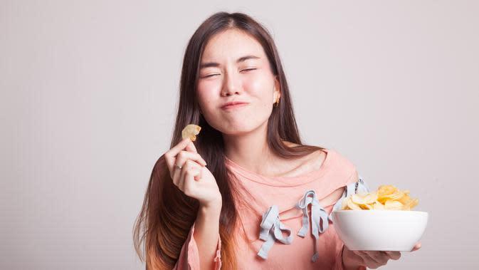 Makanan Asin./Copyright shutterstock.com