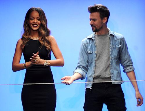 Rihanna Debuts Polarizing Clothing Collection For River Island... With Some Very Familiar Looks