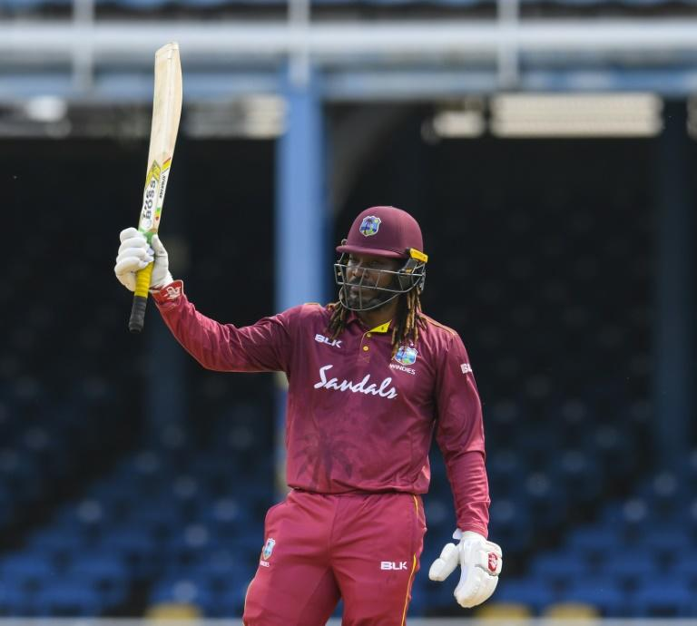 'How can I be nervous?': Gayle back in business with 53 as Punjab down Kohli's Bangalore