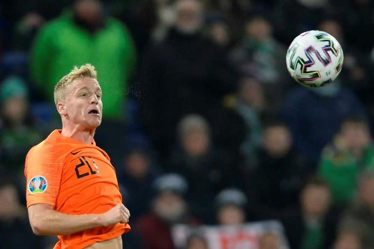 Man Utd sign Donny van de Beek from Ajax
