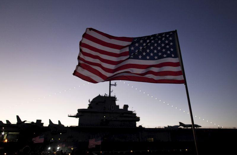 U.S. Navy sailor shoots dead two, then himself, at Pearl Harbor base