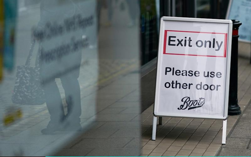 Boots is among the companies whose staff will get tests even though they appear healthy - Ian Forsyth/Getty Images