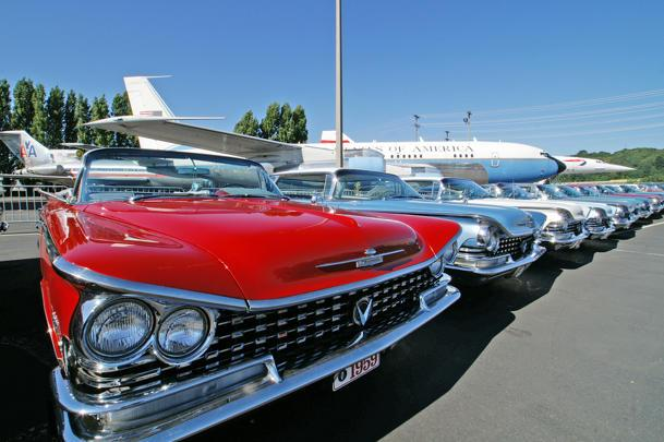 '59 Buicks ready to fly: Flickr photo of the day
