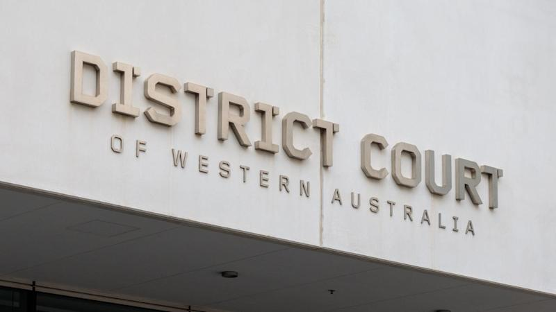 PERTH DISTRICT COURT STOCK