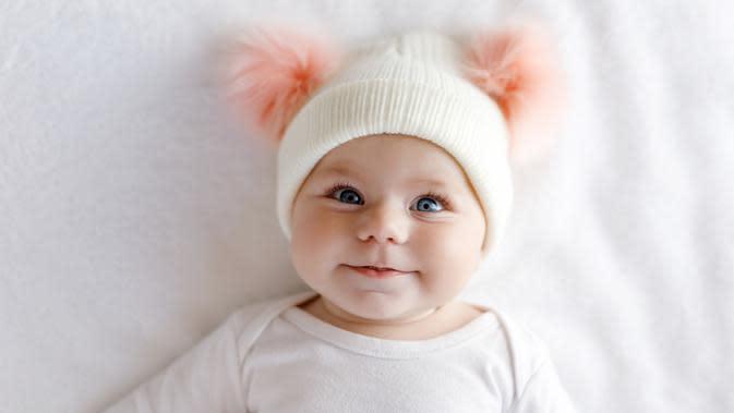Ilustrasi bayi perempuan. (iStockphoto)