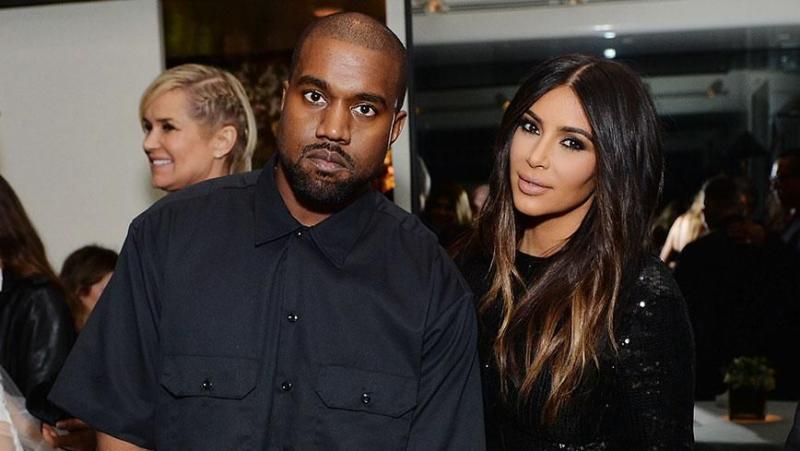 Kanye west kim kardashian before hookup