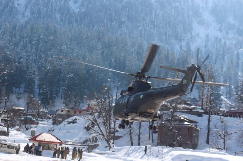 Rescuers hunt for survivors as Pakistan landslide death toll rises