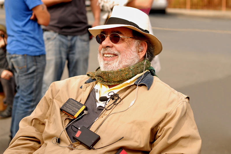 Francis Ford Coppola Talks 'Twixt' & Competing with his Former Self