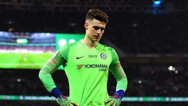 Kiper Chelsea, Kepa Arrizabalaga