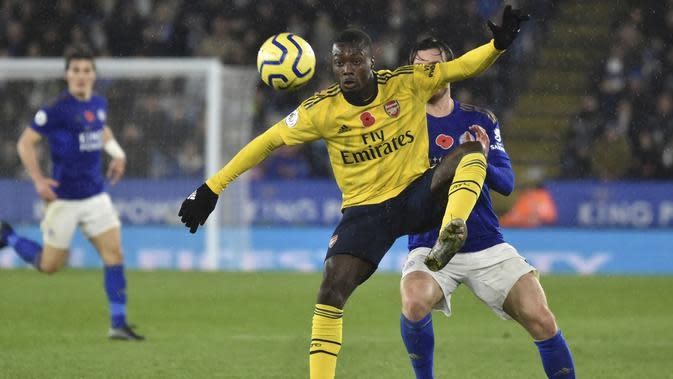 Kalah dari Leicester City, Fans Arsenal Posting Cuitan Lucu di Medsos