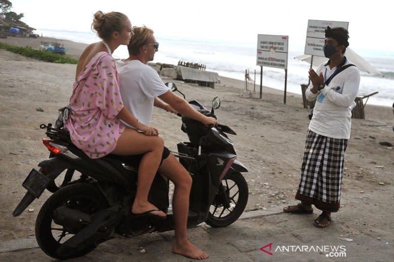 Pemerintah pastikan rasa aman sebelum buka destinasi wisata