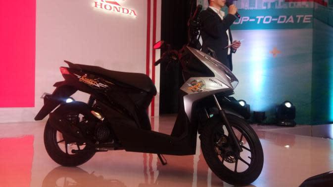 Honda Beat 2020 resmi meluncur (Dian/Liputan6.com)