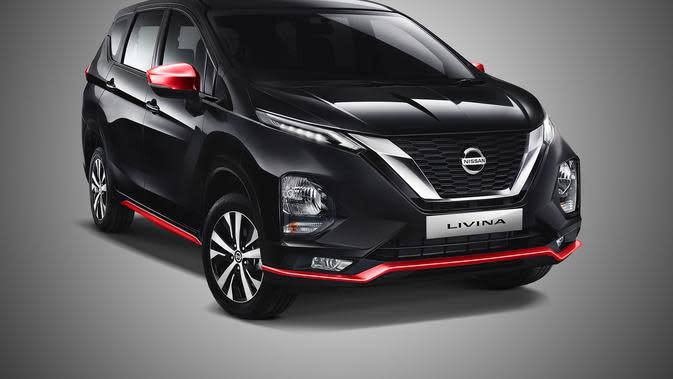 Diproduksi Terbatas, Simak Kelebihan Nissan Livina Sporty Package