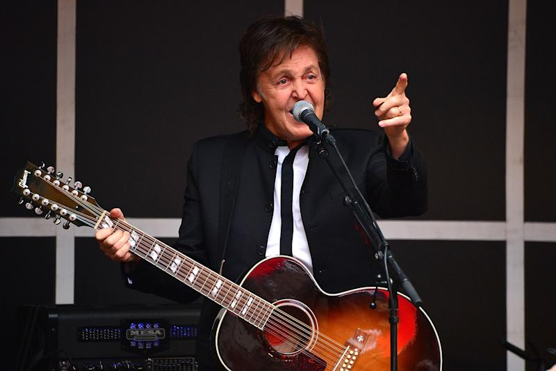 The Origins of Some of Paul McCartney's Greatest Songs