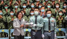 國防醫學院3D列印技術比肩國際 協助日本、阿富汗抗疫