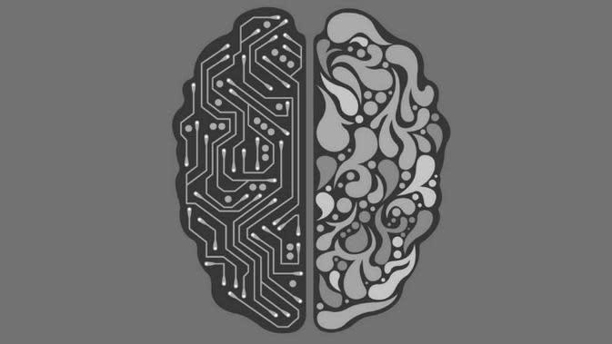 Ilustrasi tentang otak dan kecerdasan. (Sumber Pixabay)