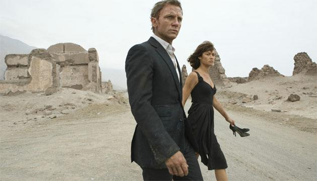 Exclusive: 25 things we learned about Skyfall and the future of Bond
