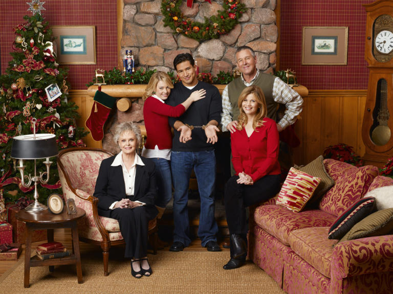 """Holiday in Handcuffs"" on ABC Family Monday, 12/3 at midnight"