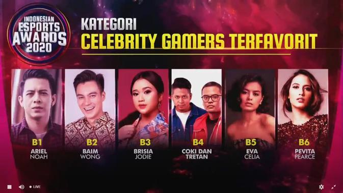 Pevita Pearce jadi nominasi Celebrity Games Terfavorit (Istimewa)