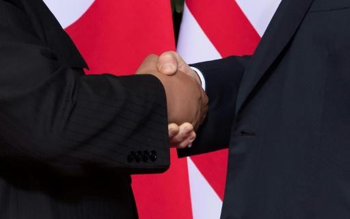 The handshake represents a potential turning point after decades of war and antagonism