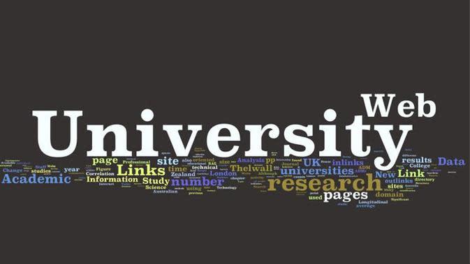 Ilustrasi universitas terbaik di Indonesia. Dok: blog.webometrics.org.uk