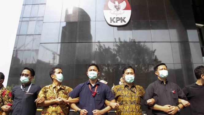 Tak Hanya Febri Diansyah, 37 Pegawai KPK Sudah Resign Sejak Awal 2020