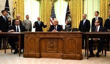 美國居中斡旋 塞爾維亞科索沃達成經濟協議