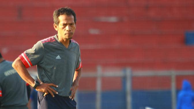 Mantan Legenda Persebaya Incar Tiket Promosi ke Liga 1 2021 untuk PSHW