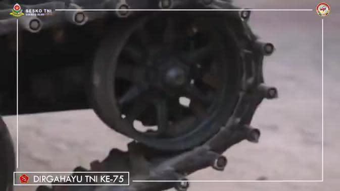 VIDEO: Dirgahayu TNI ke 75