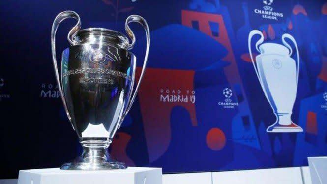 Jadwal Lengkap Babak 16 Besar Liga Europa dan Liga Champions