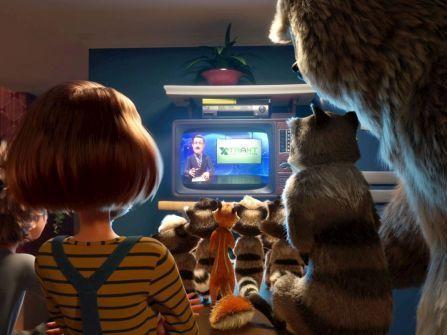 《森林特攻隊:大腳ㄚ 家族》9月30日 上映