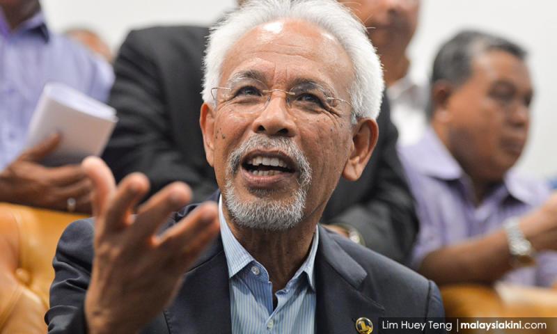 Sabah Bersatu reps should rejoin Umno, urges Shahrir