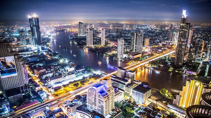 ilustrasi Bangkok (unsplash.com/Braden Jarvis)