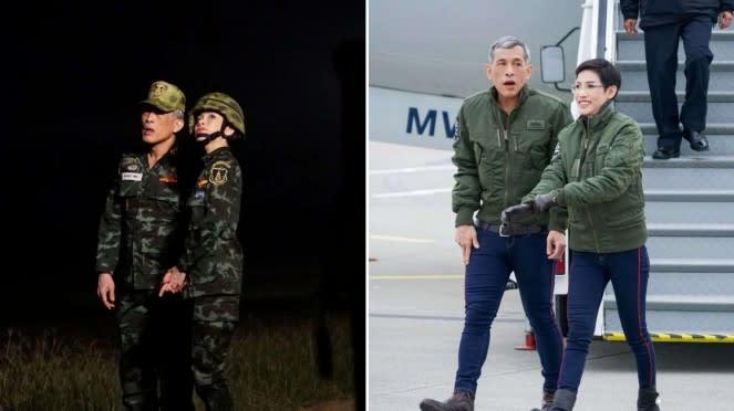 VIVA Militer: Permaisuri Bangsawan Thailand, Sineenat Wongvajirapakdi