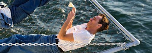"""Joaquin is crazy in Toronto – on screen in """"The Master"""""""