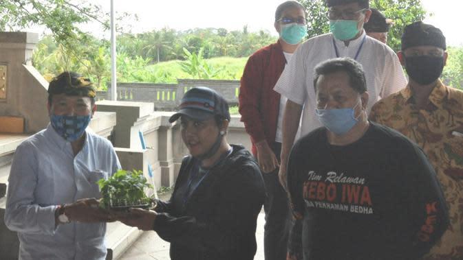 Menjaga Kesehatan dan Ekonomi Saat Pandemi Ala Tabanan Bali