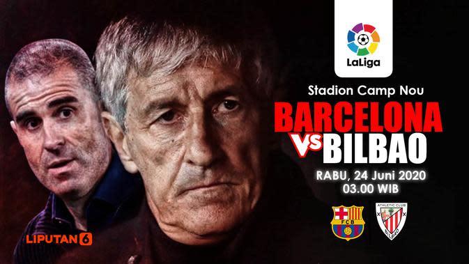 PREDIKSI BARCELONA VS BILBAO (Liputan6.com/Abdillah)