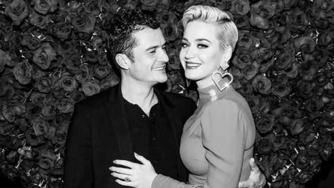 Stres Gara-gara Lockdown, Katy Perry Uji Kesabaran Orlando Bloom